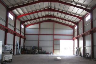 Warehouse in Paramytha, Limassol