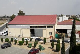 Warehouse in Kiti, Larnaca