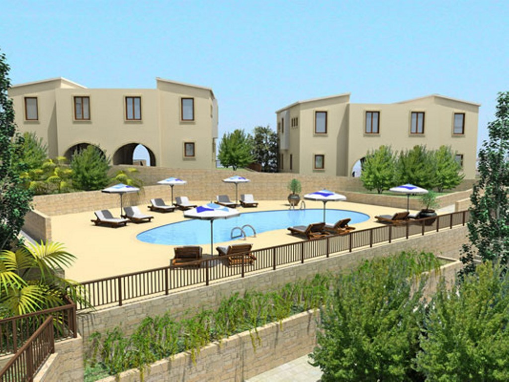 For sale 2 bedroom townhouse in alaminos larnaca eur for 2 bedroom townhouse